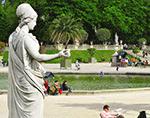 Jardin-du-Luxembourg-in-Parijs