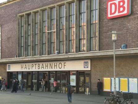 treinstation Dusseldorf