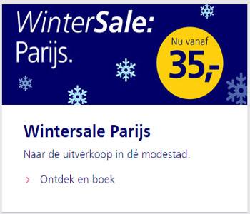 wintersale parijs