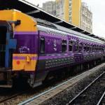 trein nachttrein bangkok Chiang Mai