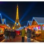 met kerst naar parijs