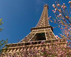 eiffeltoren parijs voorjaarspecials
